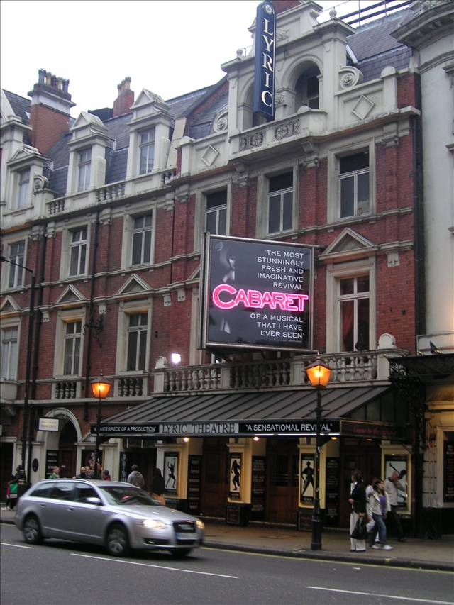 Lyric Theatre Theatre Weekly