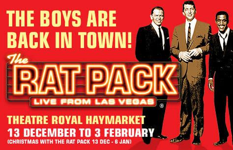 Rat Pack – Live from Las Vegas