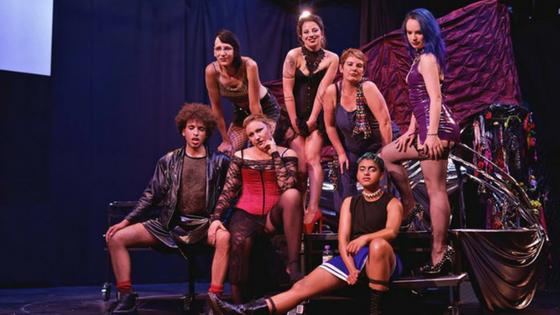 Sex Worker's Opera 7 - photo by Julio Etchart