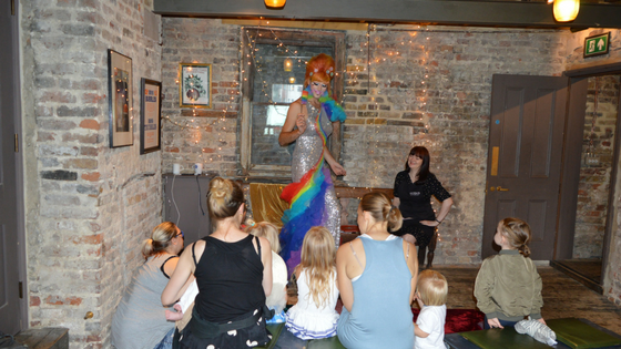 Tales in Drag Wiltons Music Hall