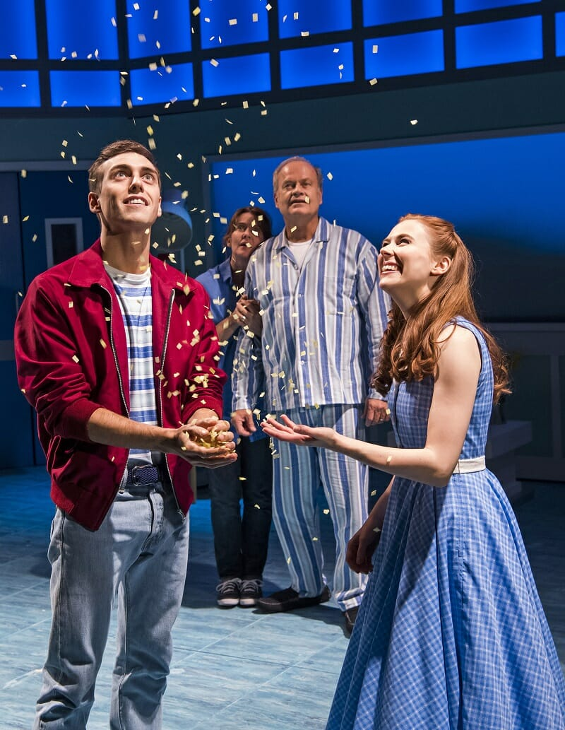 Big Fish The Musical Review. Photo by Tristram Kenton