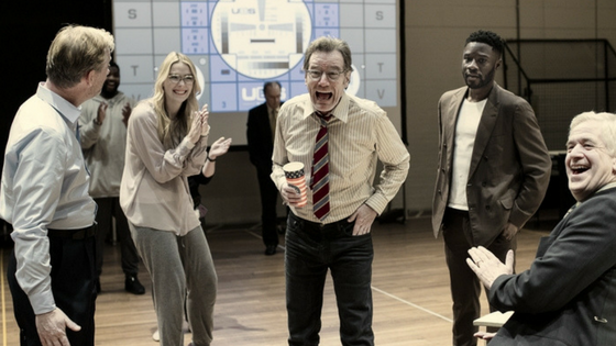 First Look Network in Rehearsal at The National Theatre