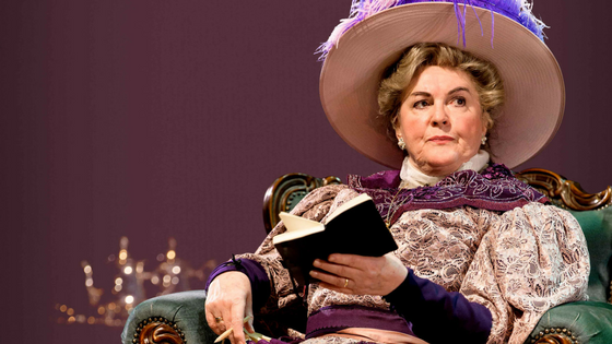 Gwen taylor will star in The Importance of Being earnest