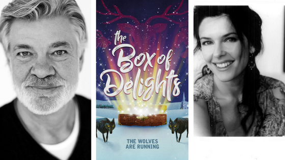Matthew Kelly to Star in The Box of Delights