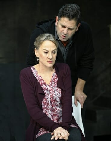 Niamh-Cusack-and-Patrick-Baladi-in-Christmas-Eve-at-the-Ustinov-Studio-Theatre-Royal-Bath.-Credit-Simon-Annand