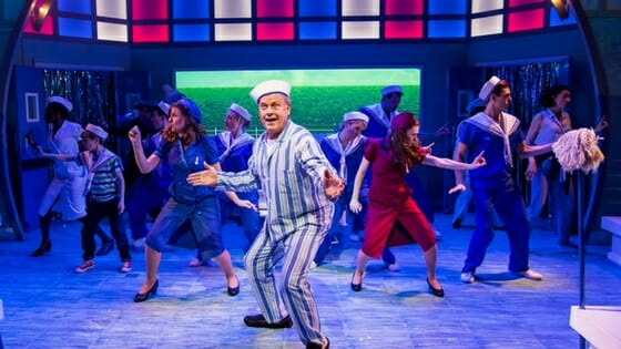 Review Big Fish at The Other Palace