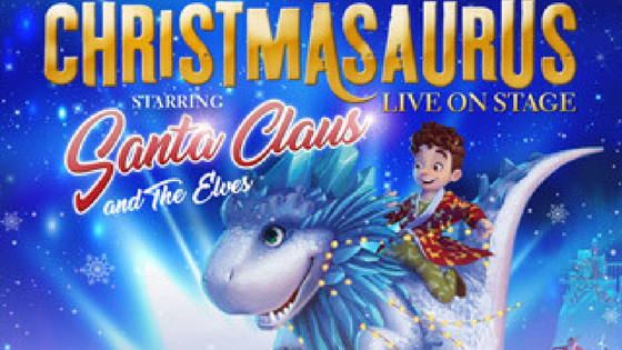 Star Guests for The Christmasaurus
