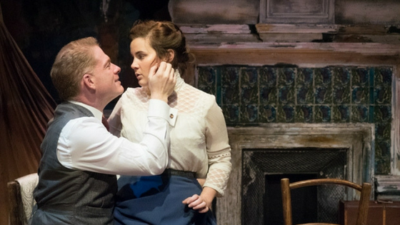 Tryst Review at Tabard Theatre