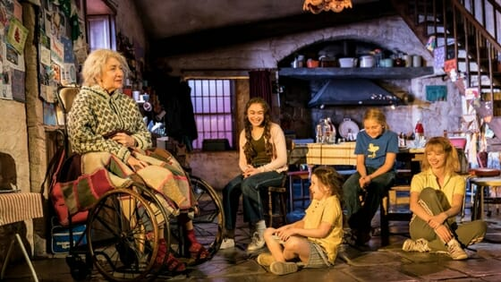Current Cast of The Ferryman Gielgud Theatre
