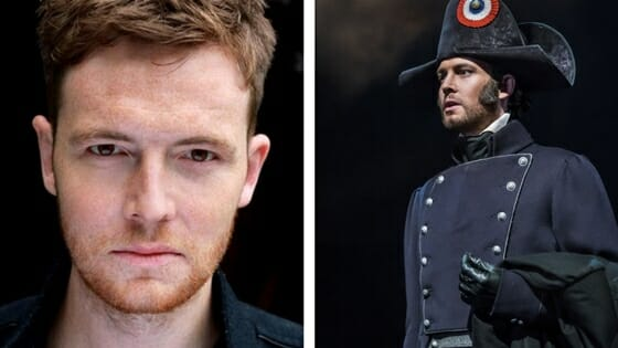 David Thaxton Returns to Play Javert in Les Miserables