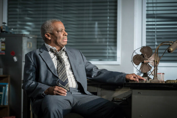Don Warrington Glengarry Glen Ross c. Marc Brenner