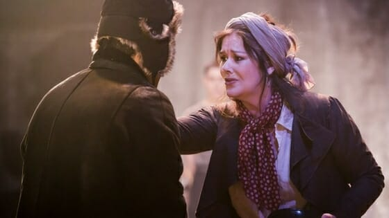 First Look Mother Courage at Southwark Playhouse