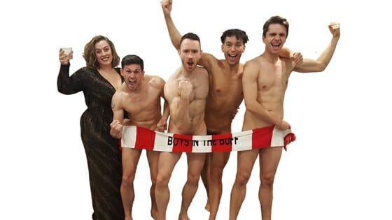 Review Boys In The Buff Kings Head Theatre
