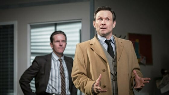 Review Glengarry Glen Ross at Playhouse Theatre