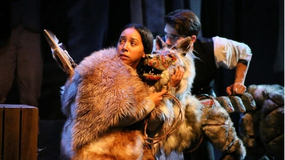 Casting Announced for White Fang at Park Theatre