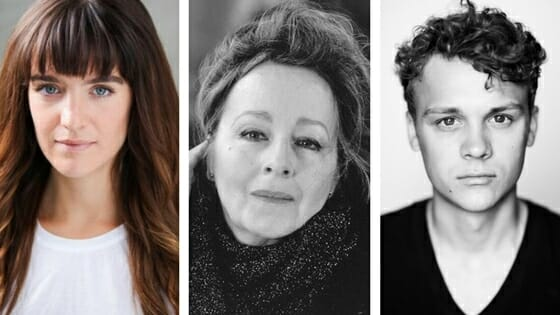 Cast and Creatives Announced for Heretic Voices Competition
