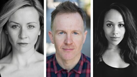 Casting Announced for Tiny Dynamite