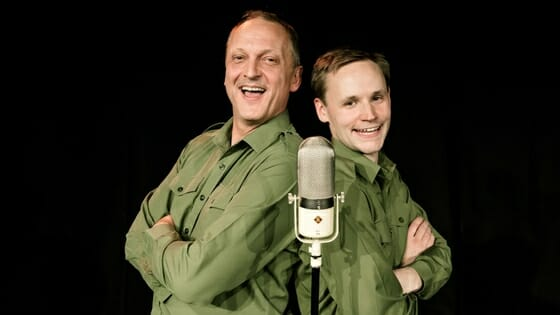 Dad's Army Radio Hour Live at Zedel