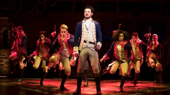 First Look Hamilton London