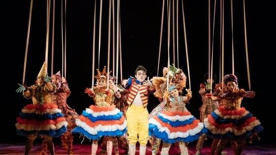 First Look Pinocchio National Theatre