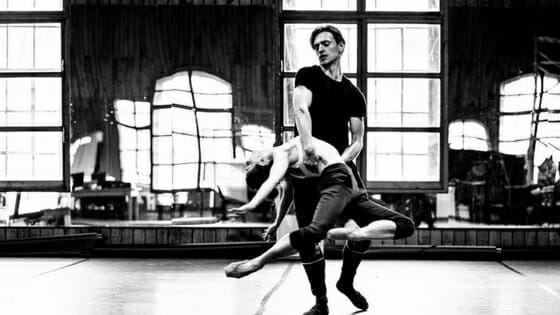 First Look Project Polunin Satori in Rehearsal