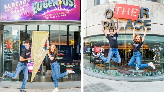 Full Cast Announced for Eugenius at The Other Palace