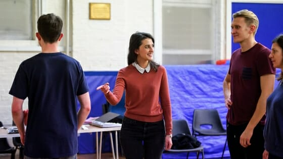 Interview Jessica Lazar Director of East at King's Head Theatre