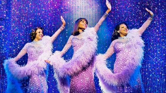 New Production Images for Dreamgirls