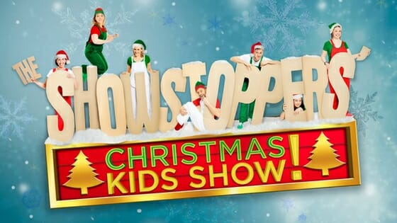 Preview Showstoppers Christmas Kids Show