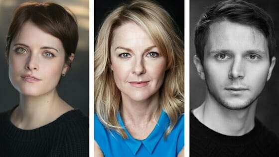 Sarah Hadland Cast in The War Has Not Yet Started Southwark Playhouse