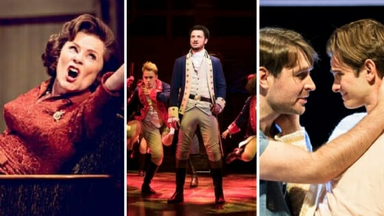 Top Ten West End Productions 2017