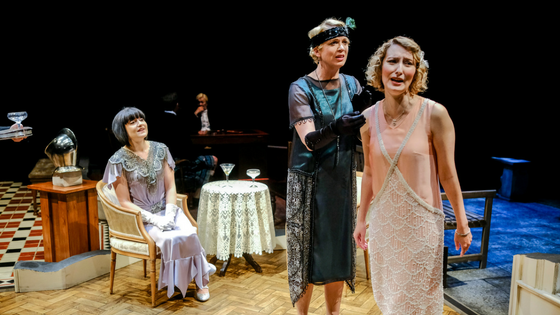 Alan Ayckbourn's A Brief History of Women heads to the Big Apple