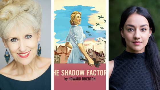 Anita Dobson to Star in The Shadow Factory at NST City