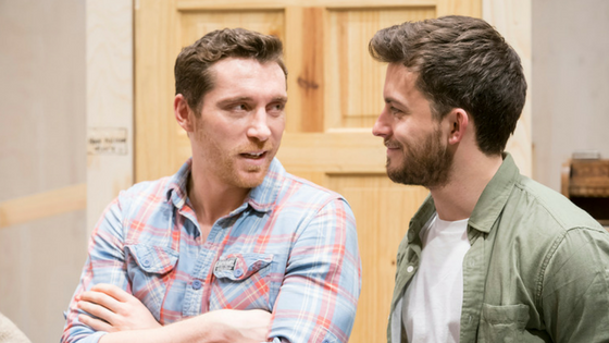 First Look_ The York Realist in Rehearsal at Donmar Warehouse