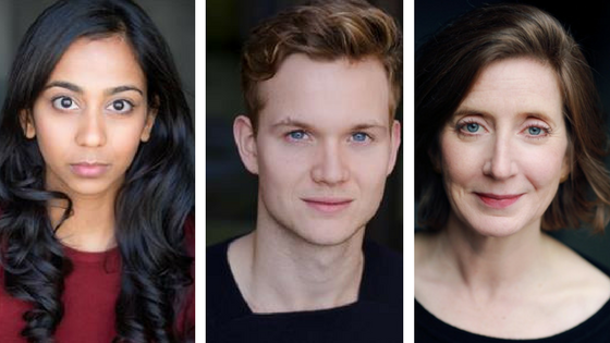 Full Cast Announced for Summer and Smoke at Almeida