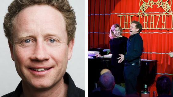 Hal Cazalet Returns to Crazy Coqs With Play On Words