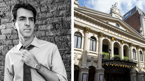 Jason Robert Brown Heading To London Palladium for One Off Concert