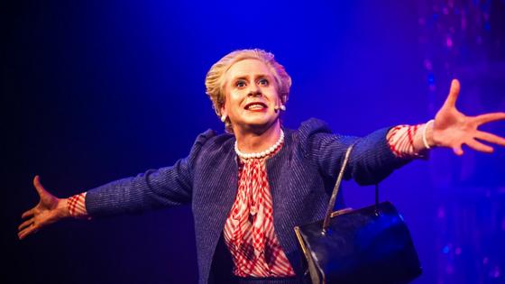 Preview Margaret Thatcher Queen of Soho VAULT Festival