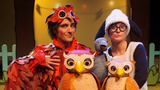 Preview_ Hoot Owl at Greenwich Theatre