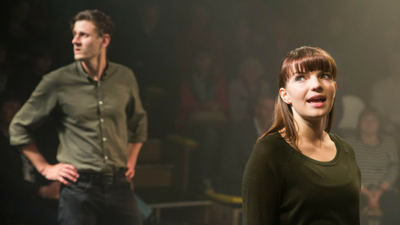 Review Black Mountain Paines Plough Orange Tree Theatre