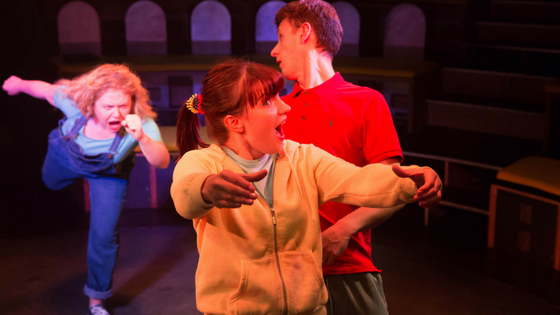 Review How to be a kid Paines Plough Orange Tree Theatre