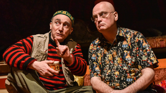 Review_ Ken at The Bunker Theatre c. Robert Day