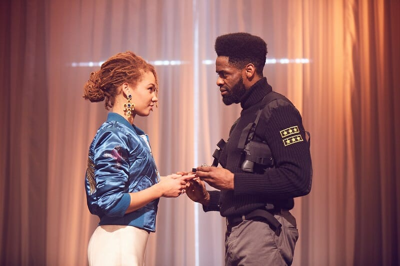 othello masculinity Explore the different themes within william shakespeare's tragic play, othello themes are central to understanding othello as a play and identifying shakespear.