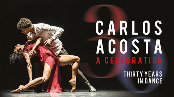 Carlos Acosta to Return to The London Stage