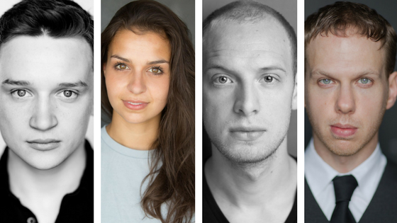 Cast announced for Kenneth Emson's Plastic Old Red Lion Theatre