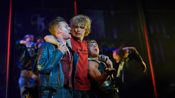 Full Cast Announced for Bat Out of Hell at Dominion Theatre