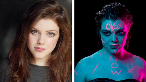 Interview Georgie Henley on Philip Ridley's Angry