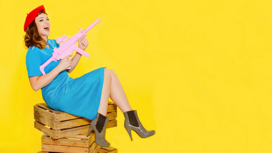 Interview_ Louise Orwin on A Girl & A Gun at The Vaults