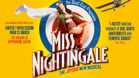 Miss Nightingale to make West End Debut
