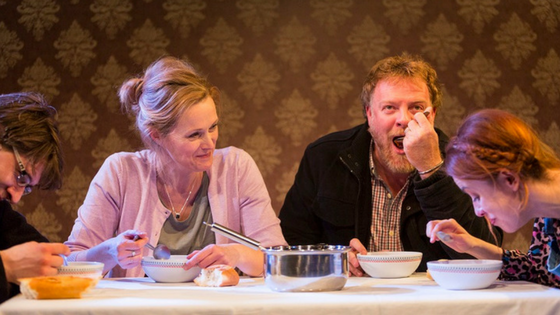Review Again Trafalgar Studios